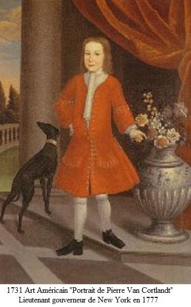 1731 portrait de pierre van portland