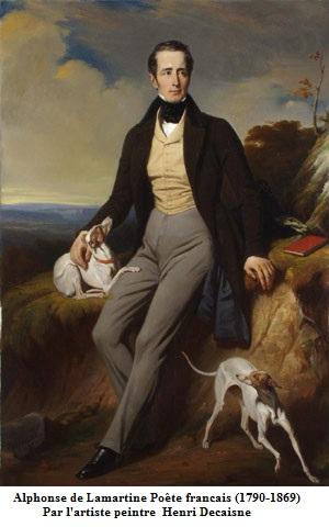 1820 portrait lamartine