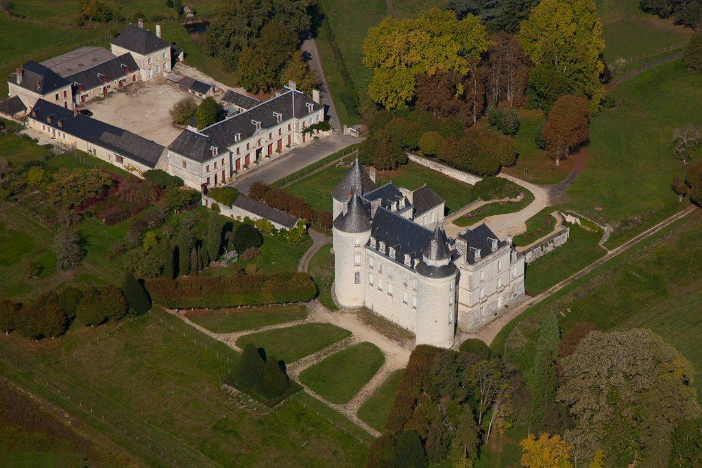 Chateau de grillemont 37 b